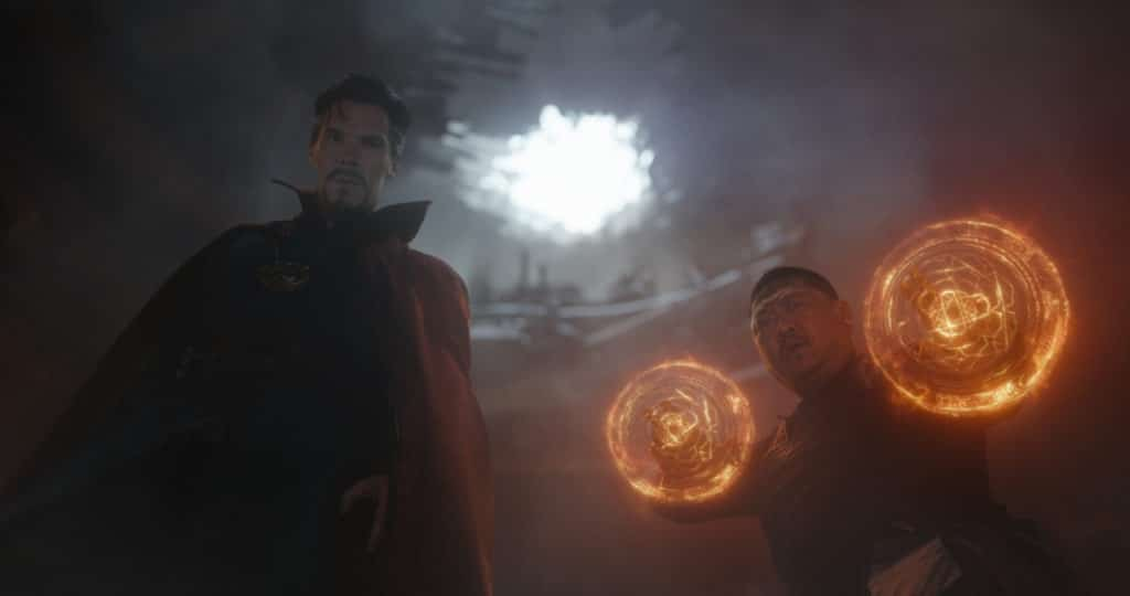 Infinity War Easter Eggs