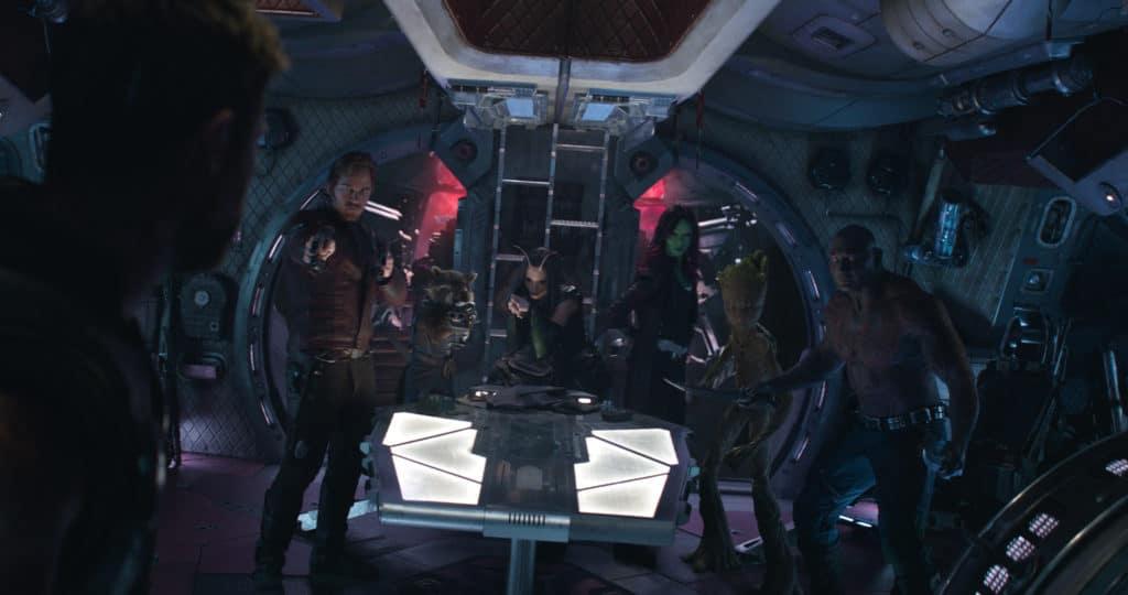 Avengers: Infinity War Family