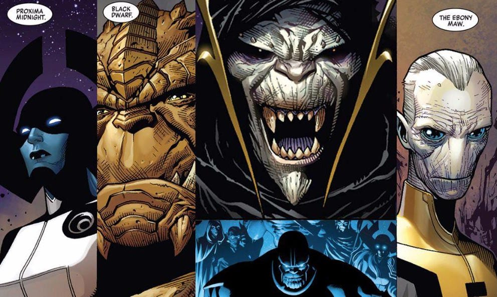 Who Is The Black Order
