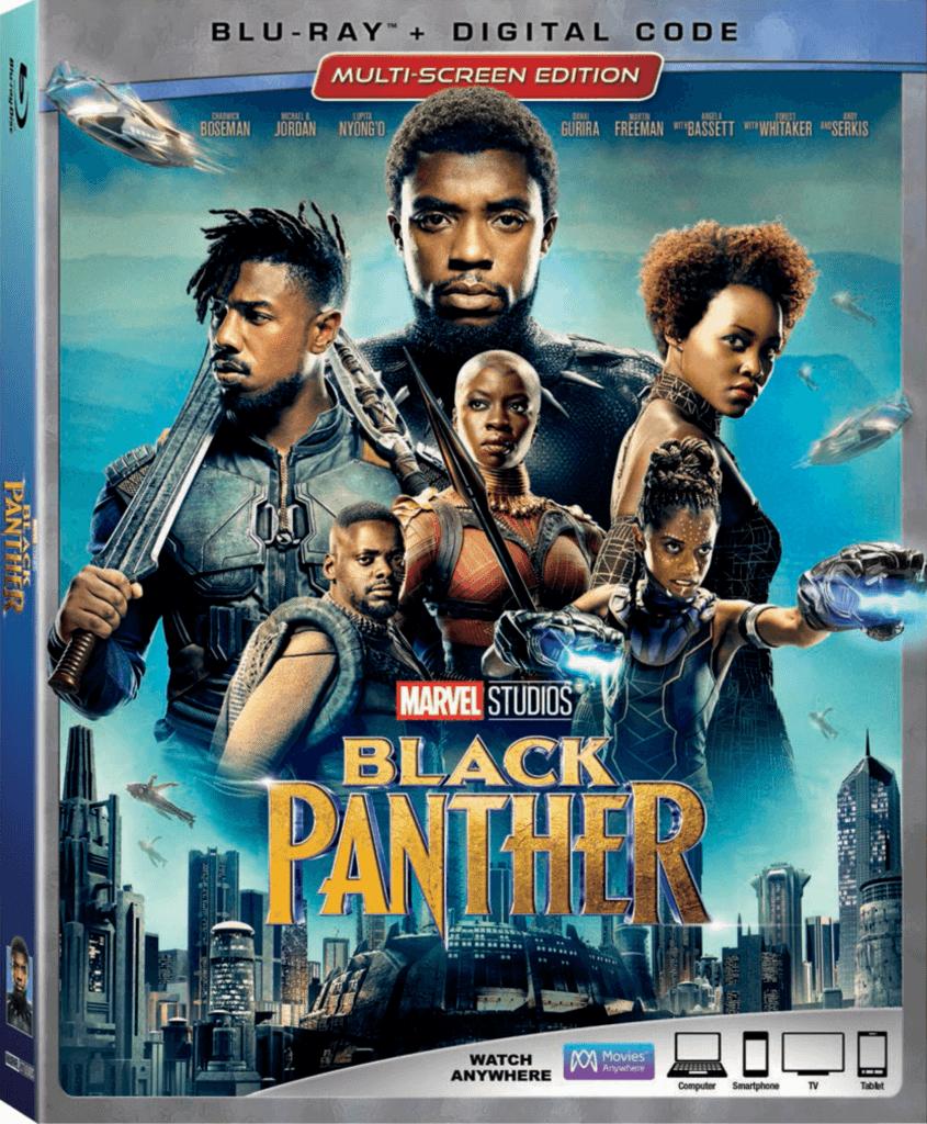 Black Panther Movie Night Snack
