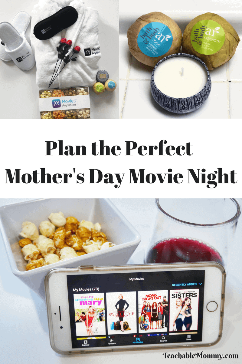 Plan The Perfect Mother S Day Movie Night With Ashley And