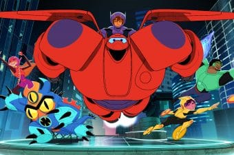 Big Hero 6 The Series Back in Action!