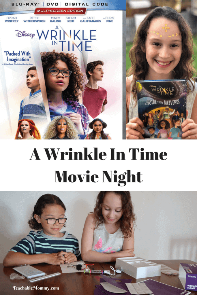 Wrinkle In Time Movie Night