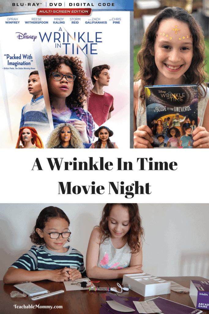 Wrinkle In Time Movie Night