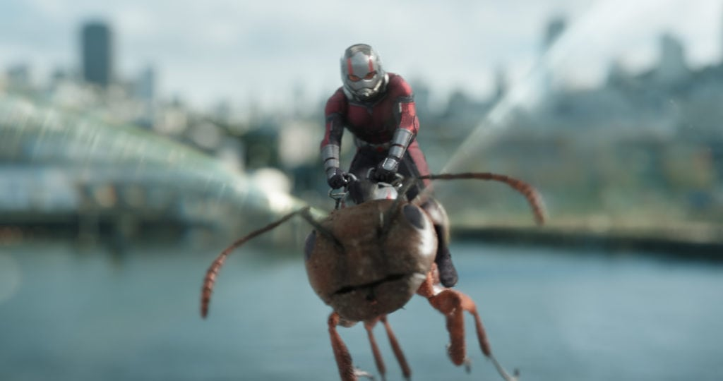 Ant-Man and The Wasp Easter Eggs