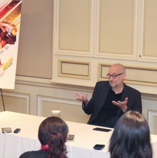 Ant-Man and The Wasp Director Peyton Reed Interview