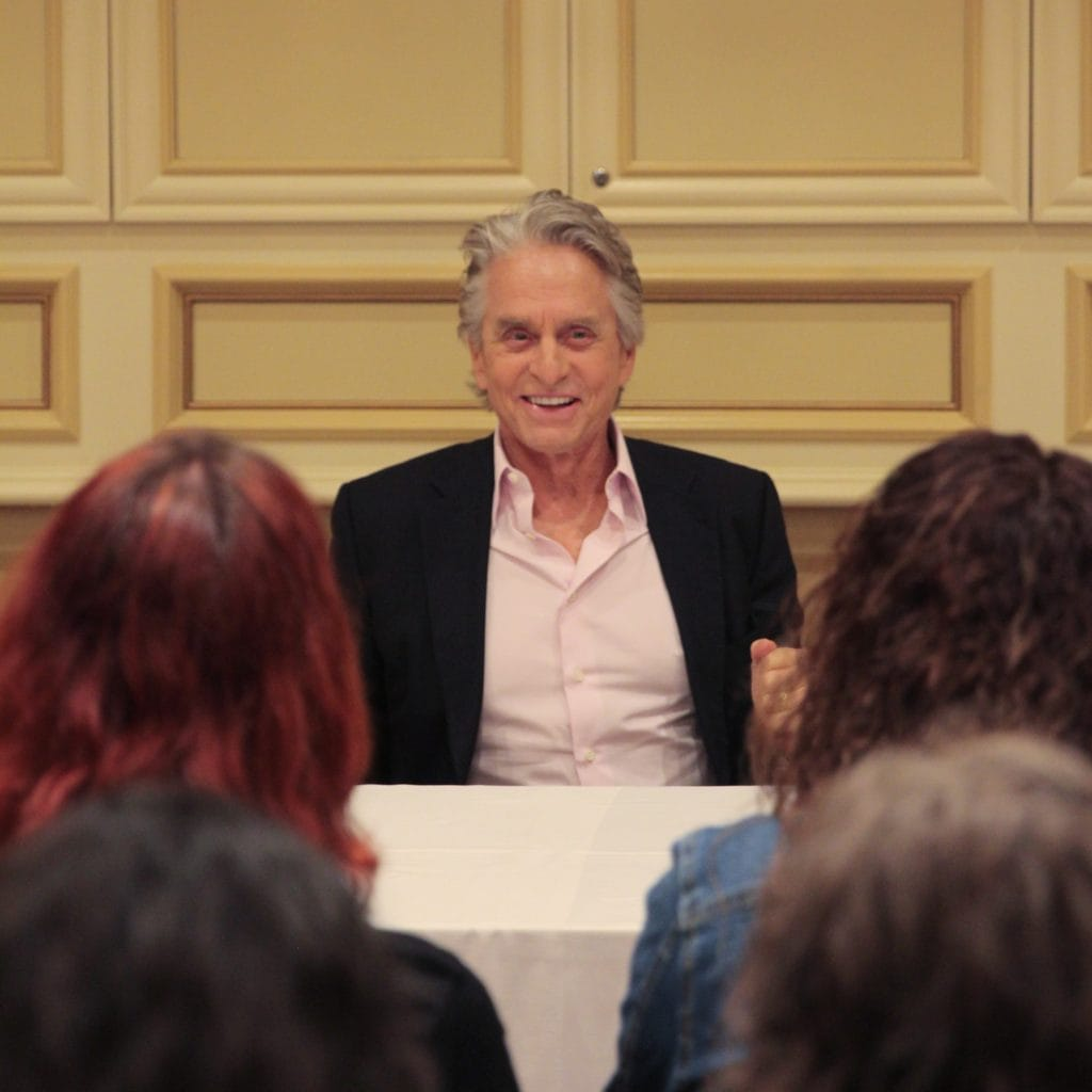Ant-Man and The Wasp Michael Douglas Interview