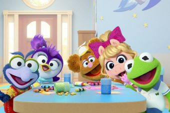 Muppet Babies Time To Play