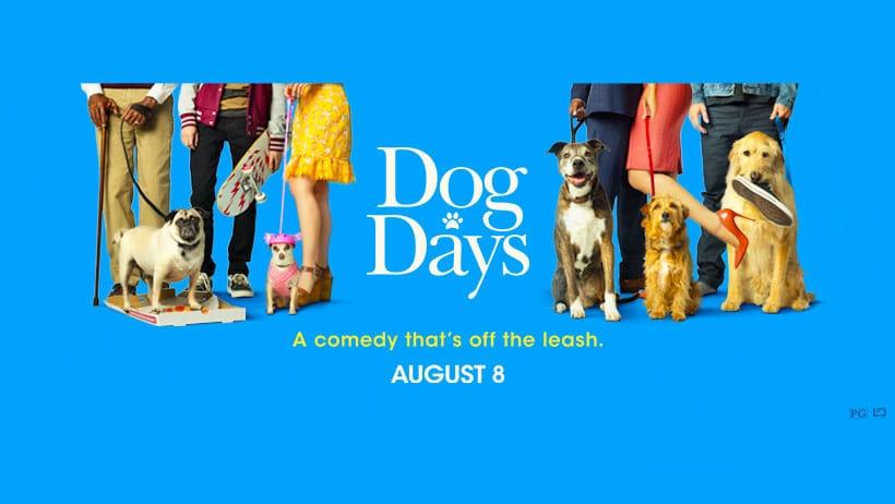 Dog Days Cast Interview