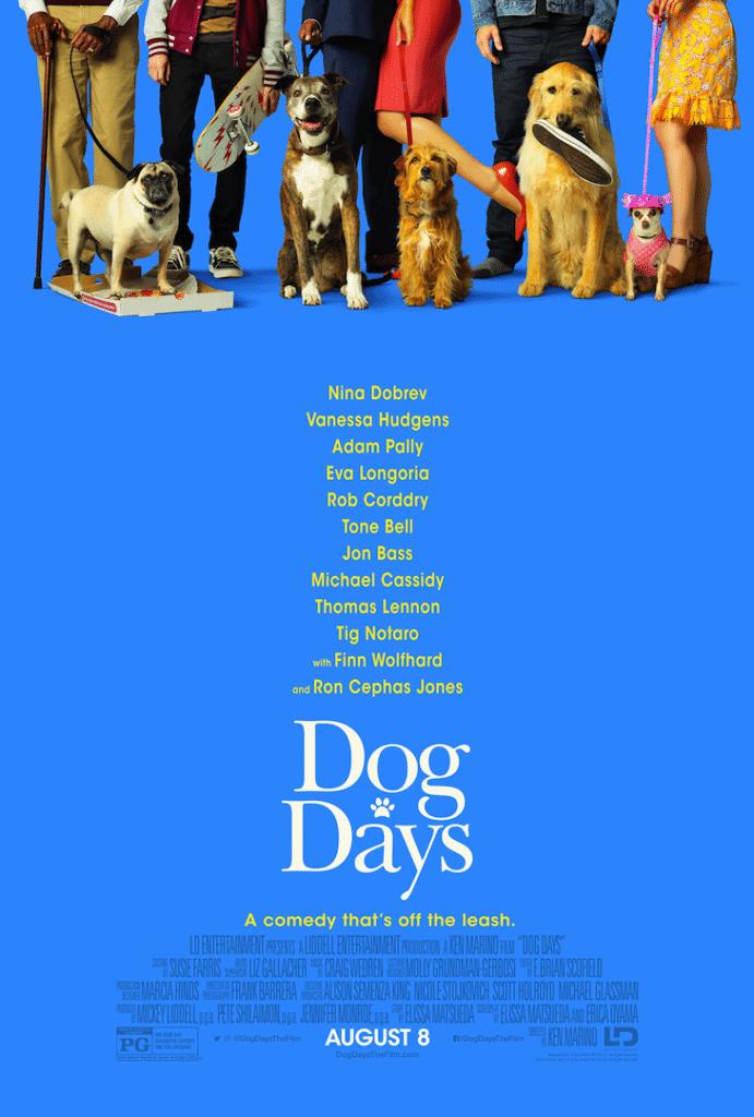 Dog Days Movie Review