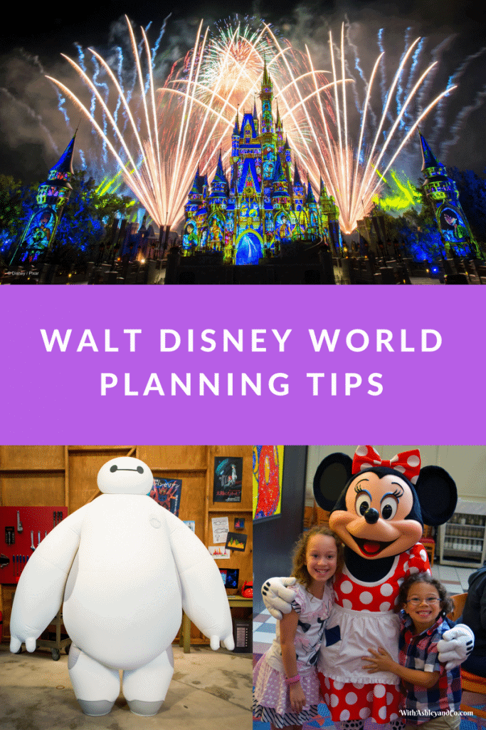 Moms Share Their Disney World Vacation Planning Tips