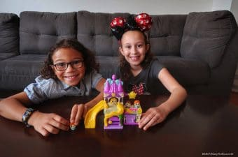 Unboxing The New Disney Doorables!