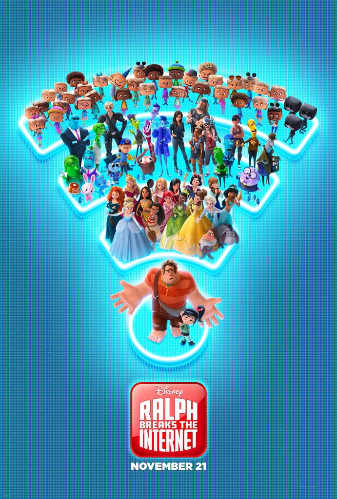 New Ralph Breaks The Internet Trailer