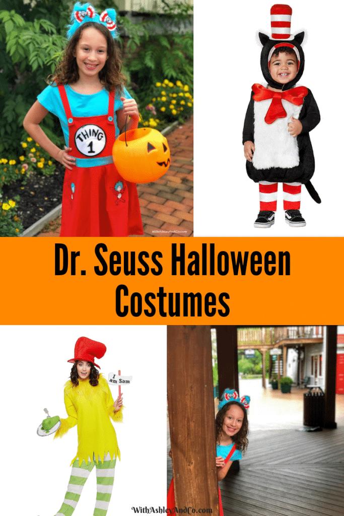 Dr. Seuss Costumes at Spirit Halloween