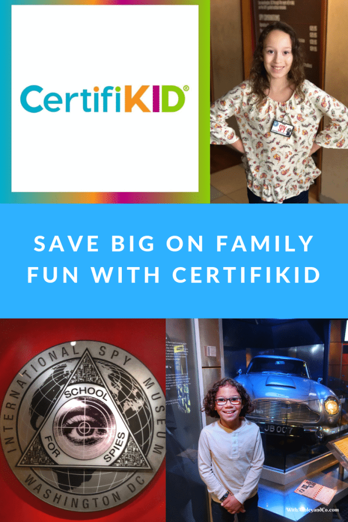 Save Big On Family Fun With Certifikid