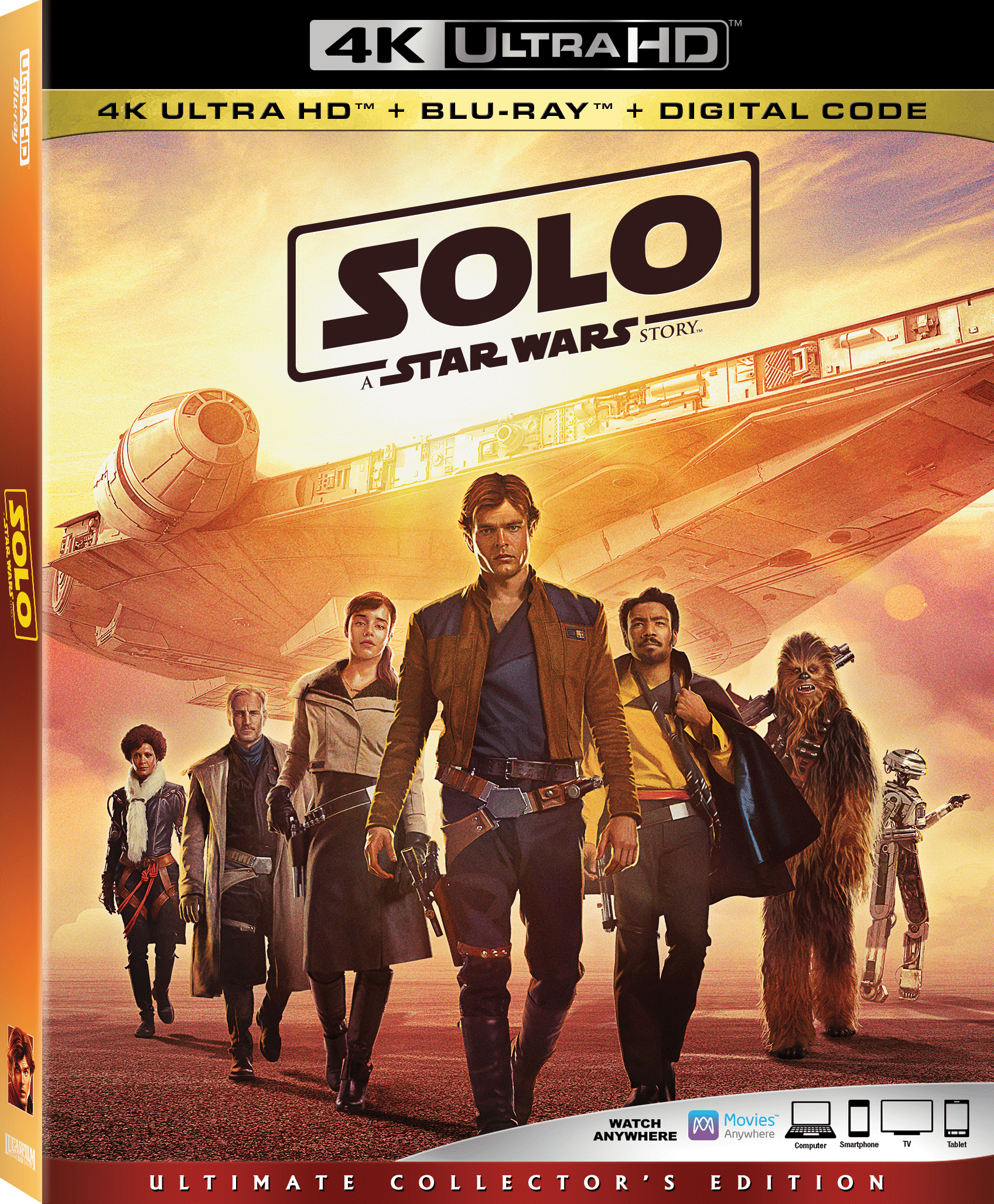 Buckle Up, SOLO a Star Wars Story is Coming Soon on Digital