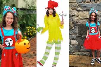 Dr. Seuss Costumes at Spirit Halloween!