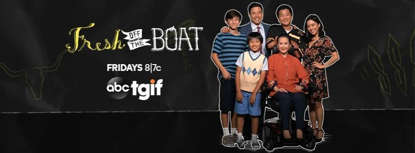 exclusive Fresh Off The Boat sneak peek