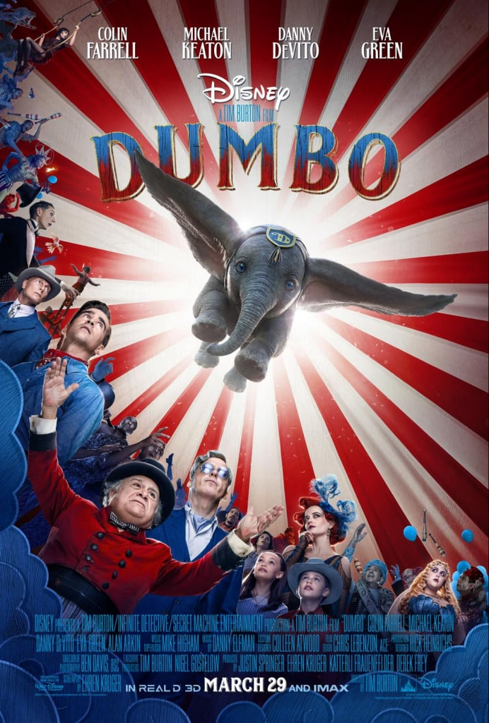 new Dumbo Trailer
