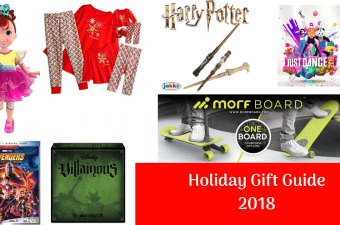 Ultimate Holiday Gift Guide 2018