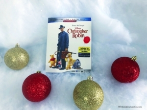 Christopher Robin on Blu-ray