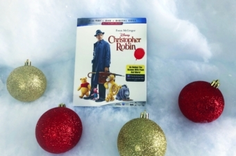 Give the Gift of Christopher Robin On Blu-ray!