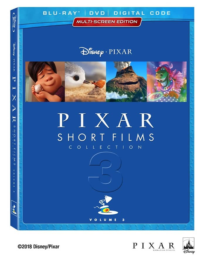Pixar Shorts Collection Volume 3
