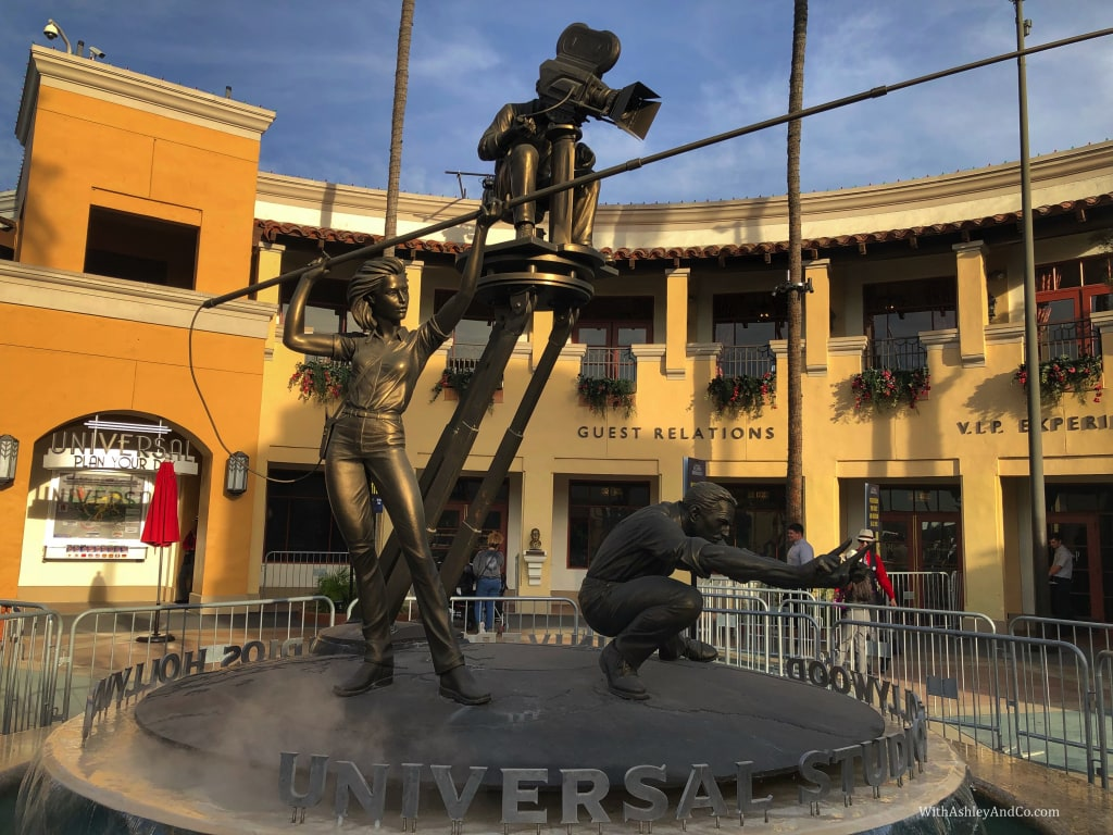 Things to Do At Universal Studios Hollywood