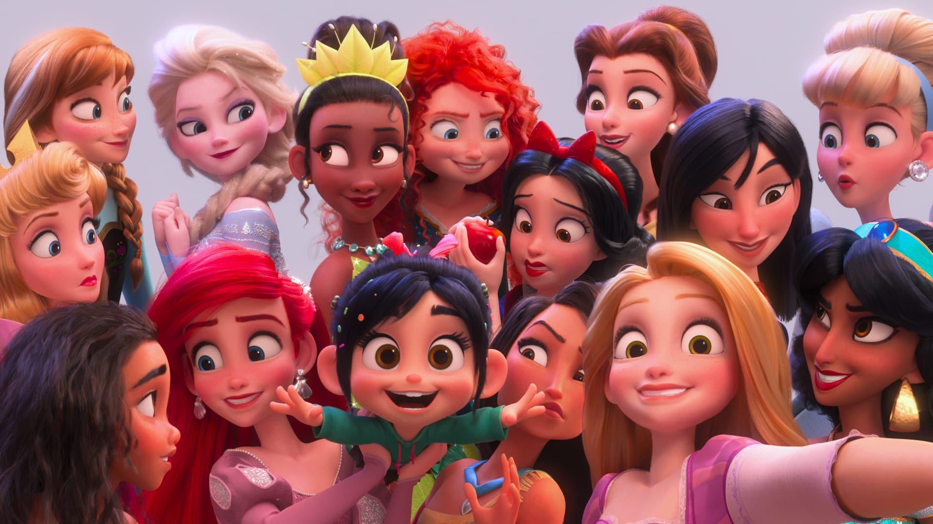 Disney Princess Scene Interview with Pamela Ribon