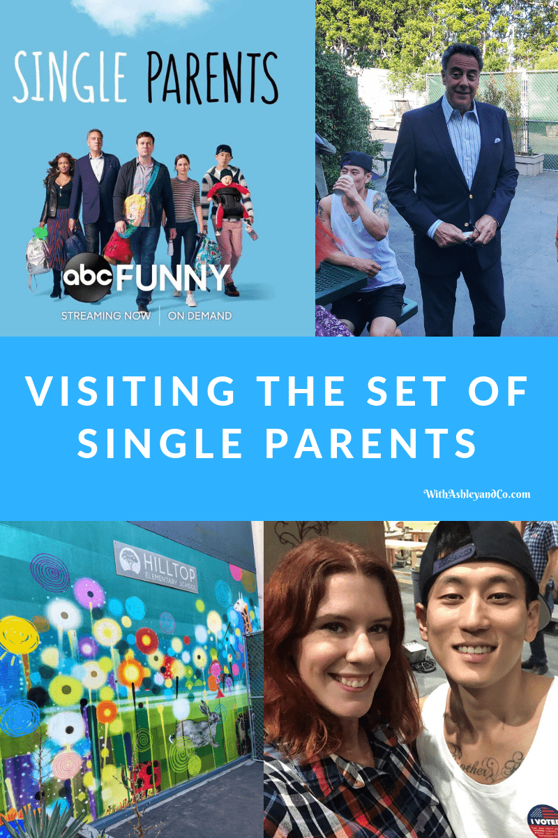 Behind the Scenes of Single Parents