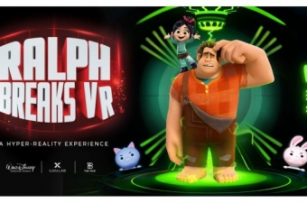 Go Inside The World of Ralph Breaks The Internet In Ralph Breaks VR!