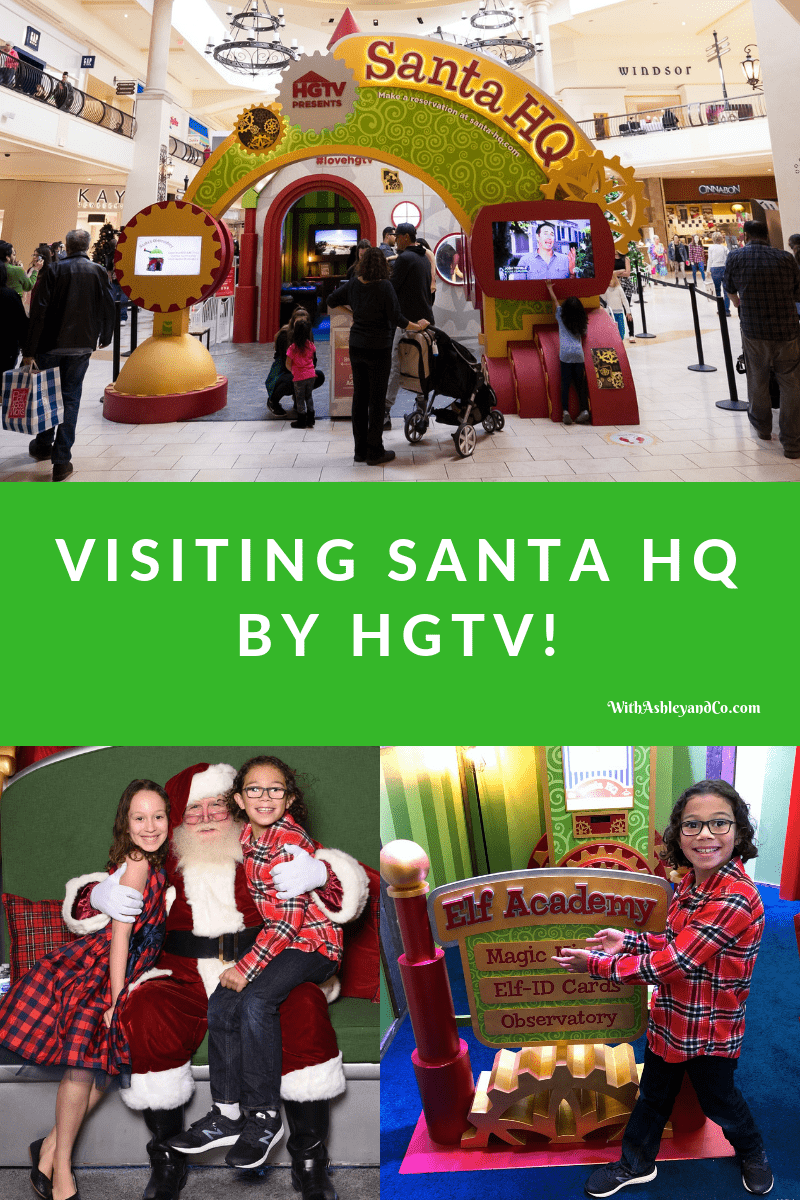 Experience Santa HQ by HGTV