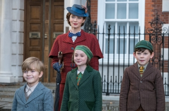 Mary Poppins Returns Review