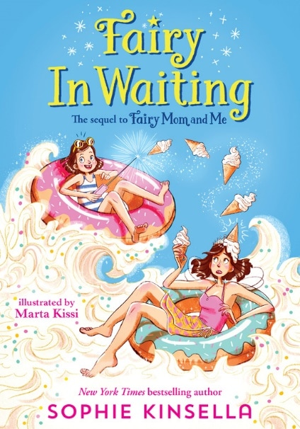 Fairy In Waiting Book Review