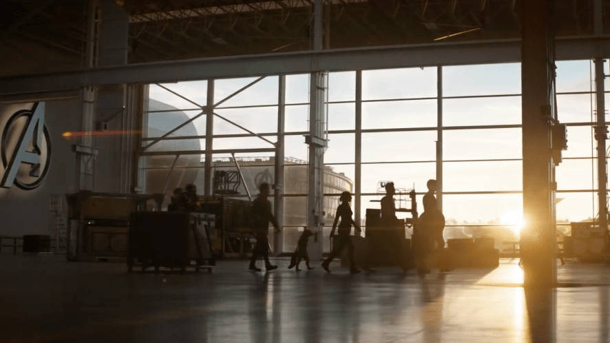 Avengers Endgame Big Game TV Spot Breakdown