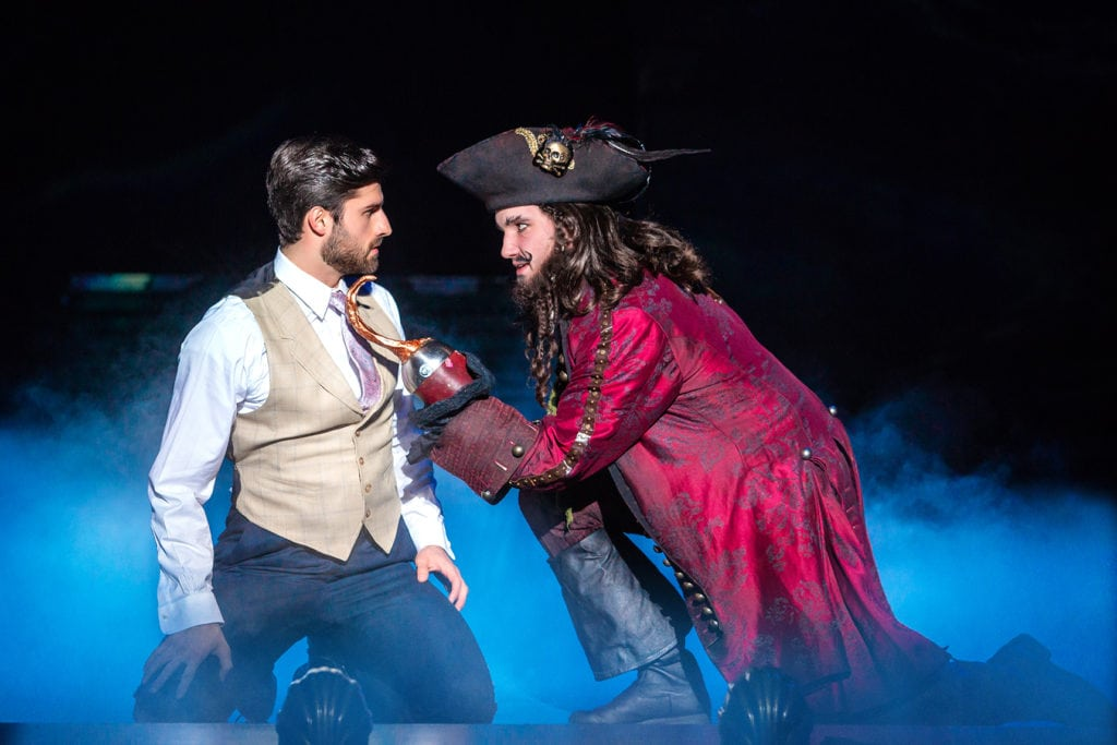 Finding Neverland at The National Theatre Giveaway