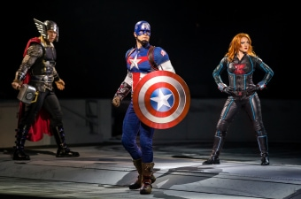 Marvel Universe Live Ticket Giveaway
