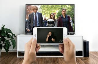 Lionsgate American Sign Language Movie Viewing Initiative
