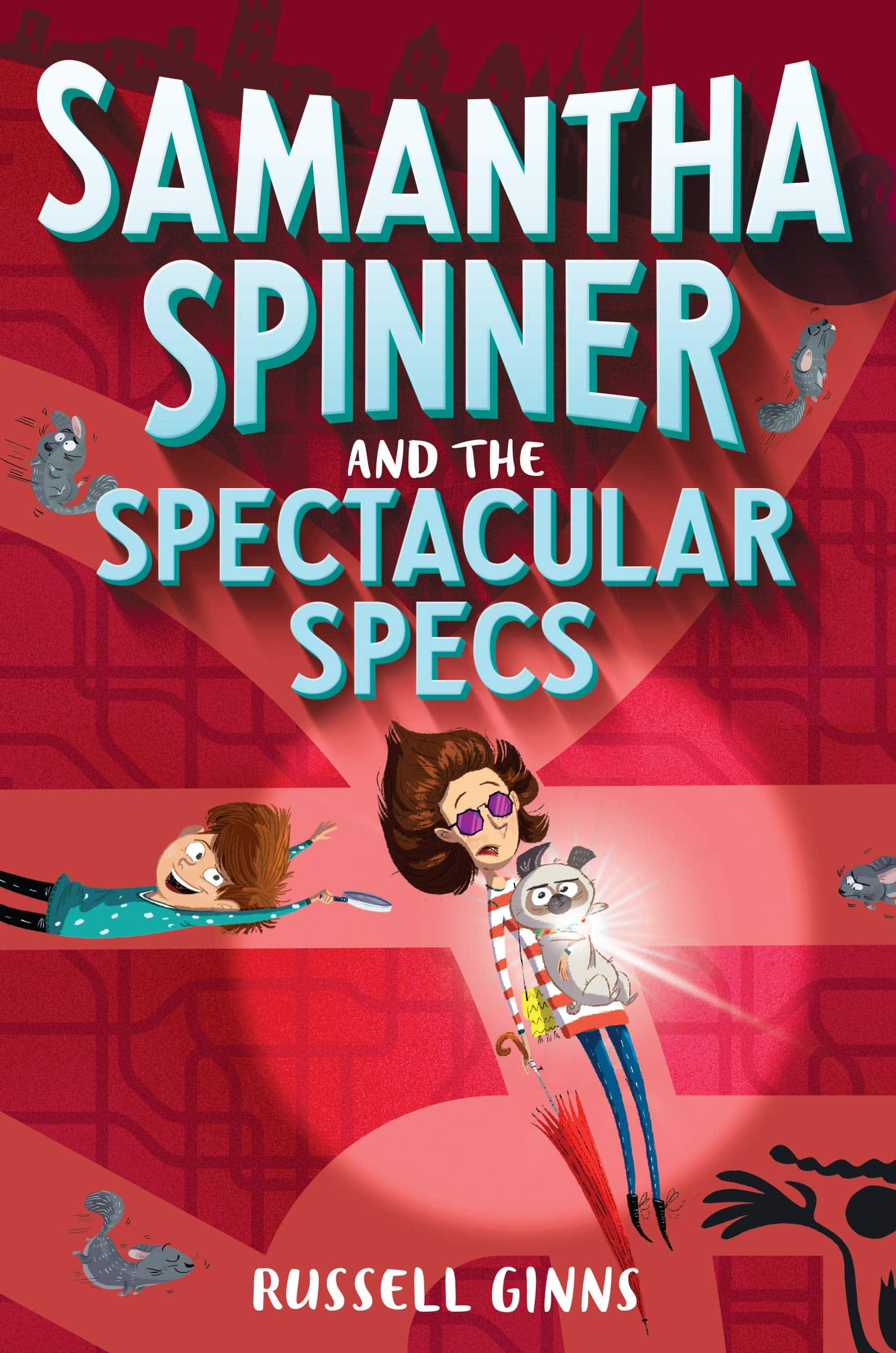 Samantha Spinner and The Spectacular Specs Book Review