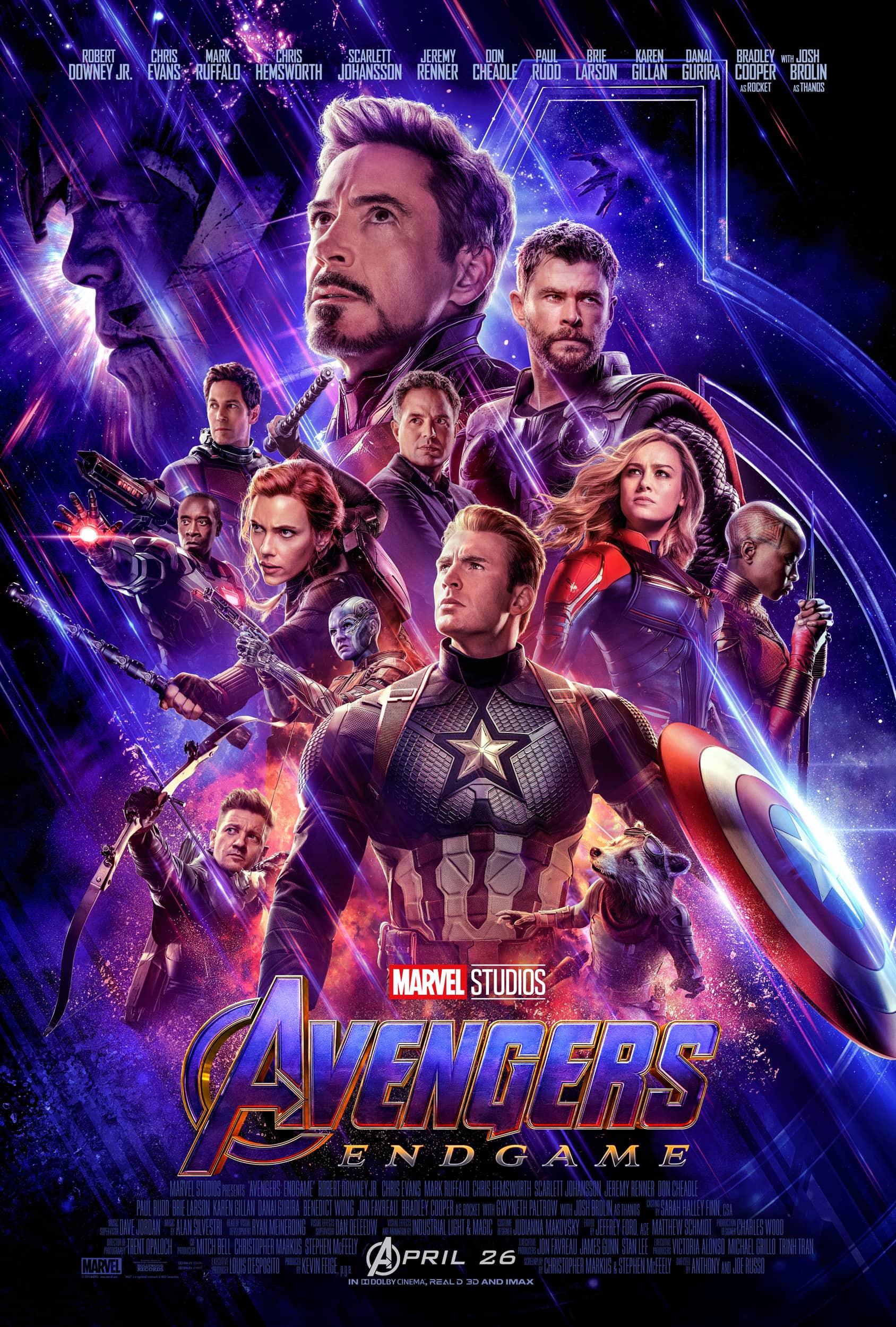 Avengers Endgame Trailer Breakdown, Avengers Endgame