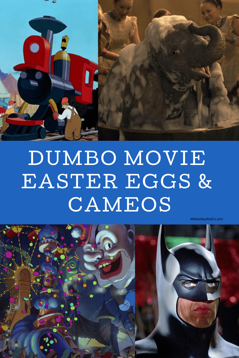 Dumbo Easter Eggs, Dumbo Cameos