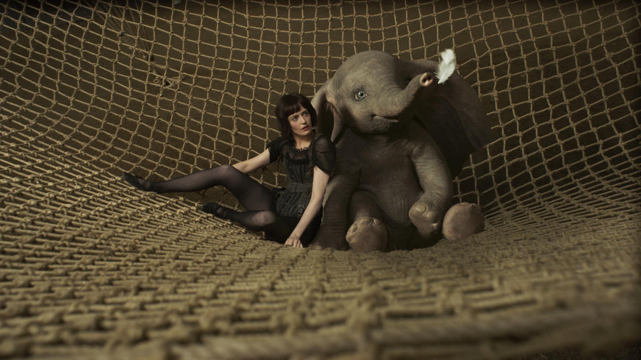 Is Dumbo Kid Friendly, Dumbo