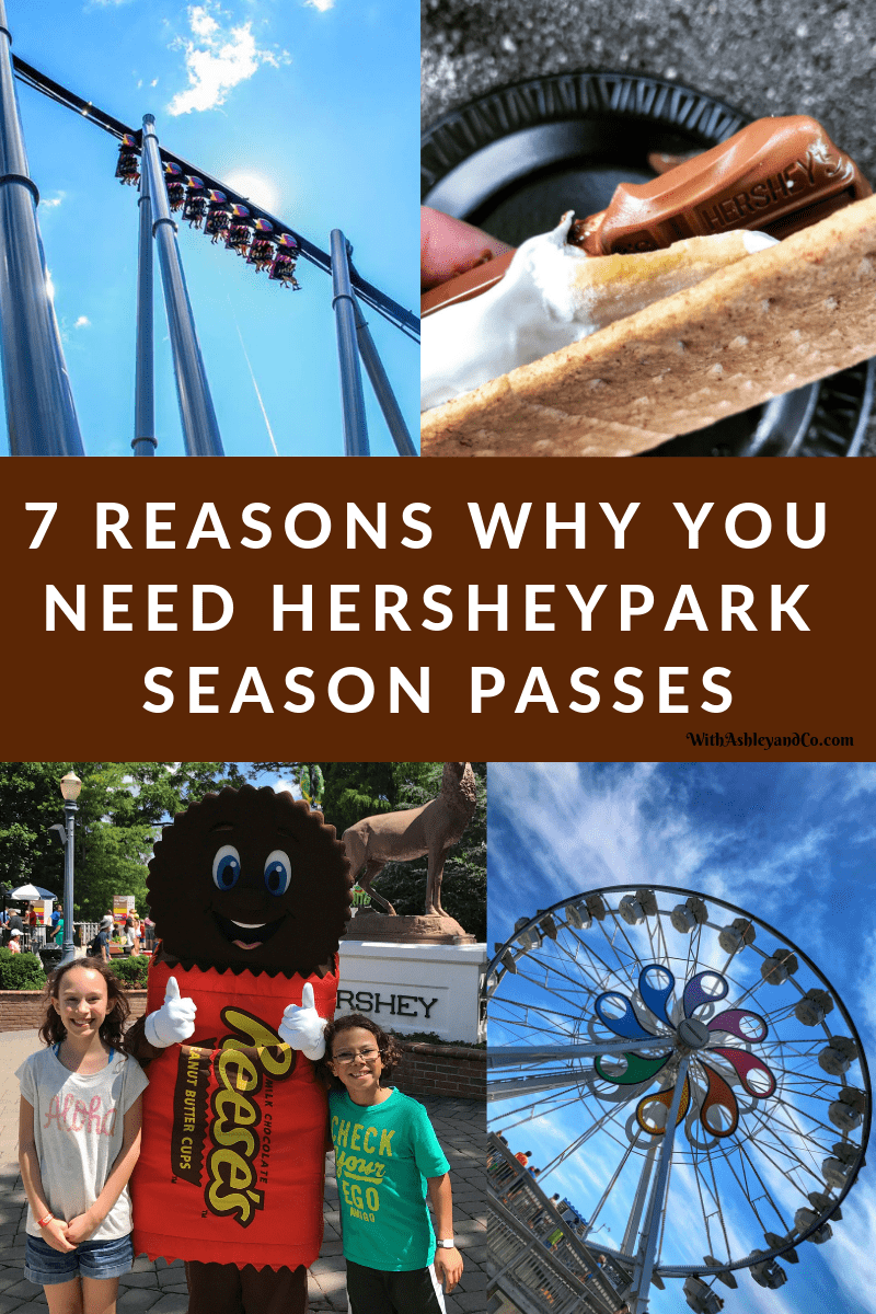 7 Reasons Why You Need Hersheypark Season Passes, Hersheypark season pass benefits