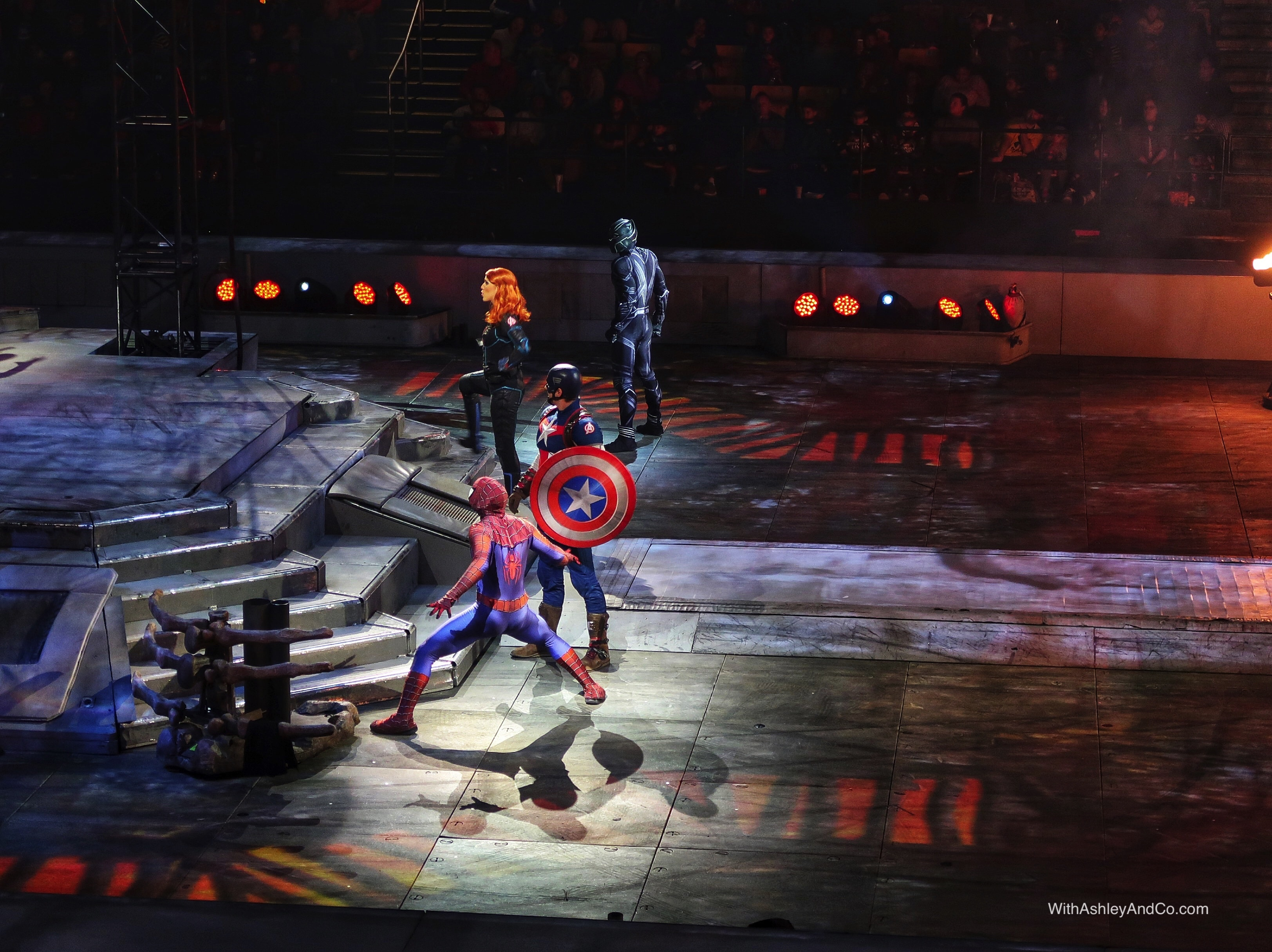Marvel Universe Live Age of Heroes Review