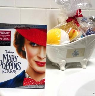 Mary Poppins Returns Bonus Features