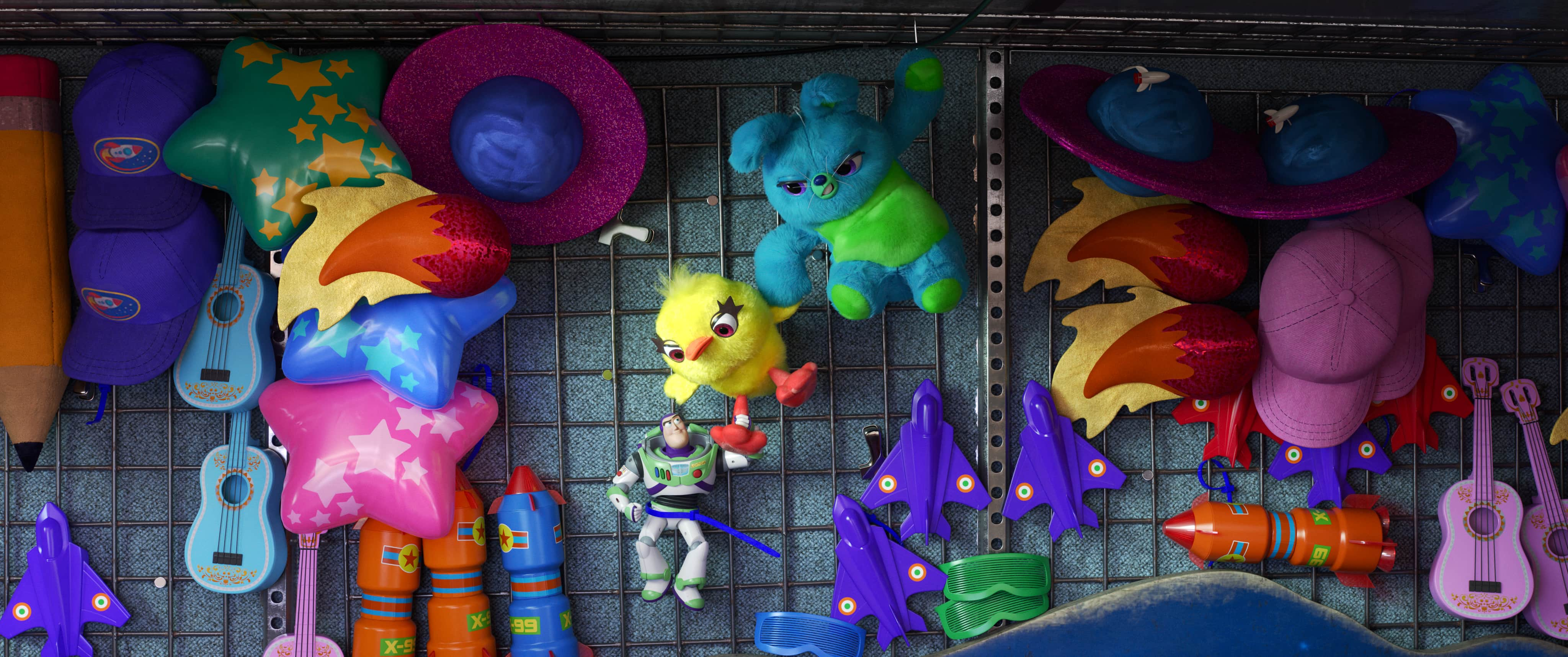 Toy Story 4 Trailer, Toy Story 4 Easter Eggs