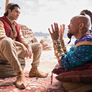 New Aladdin Trailer