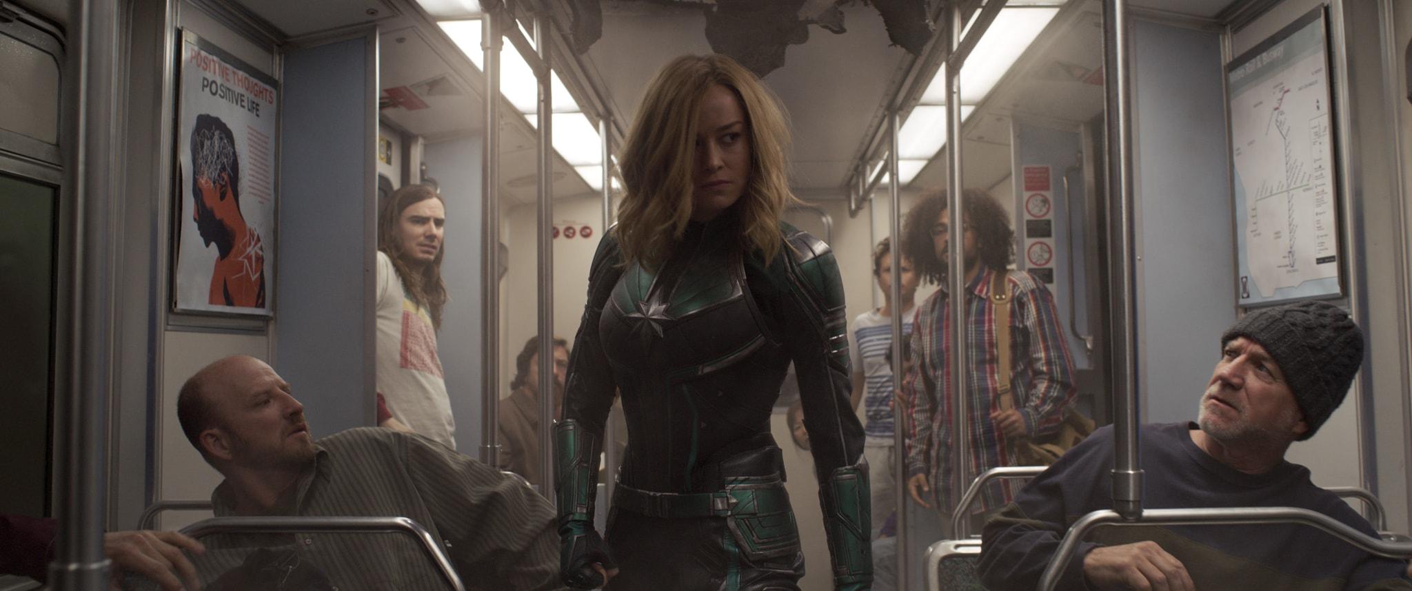 Captain Marvel Parent Review