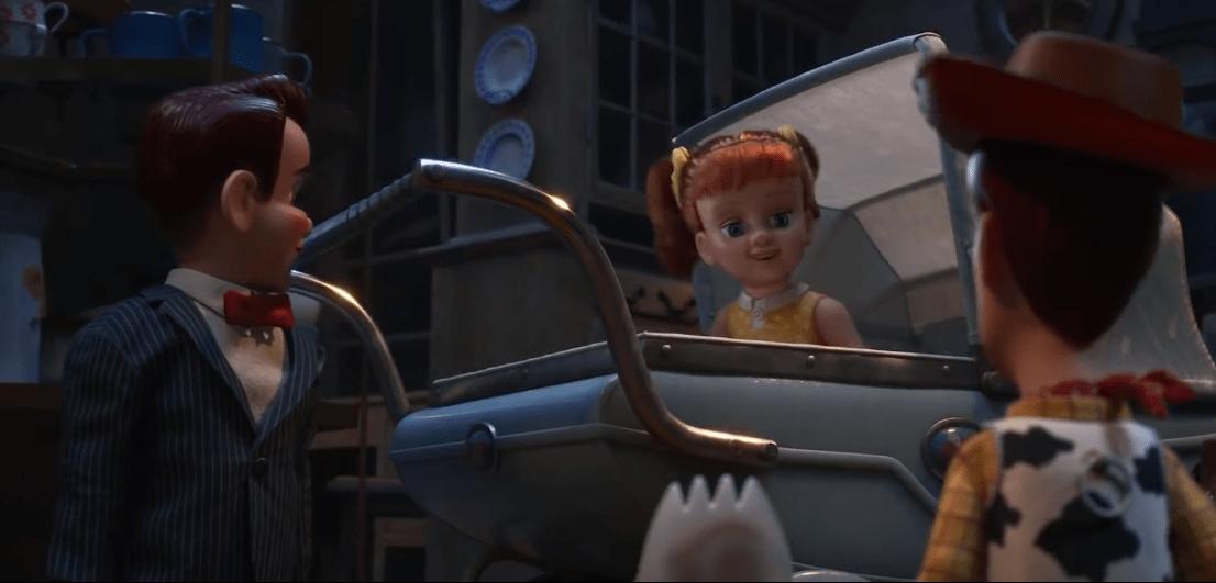 Toy Story 4 Trailer, Gabby Gabby