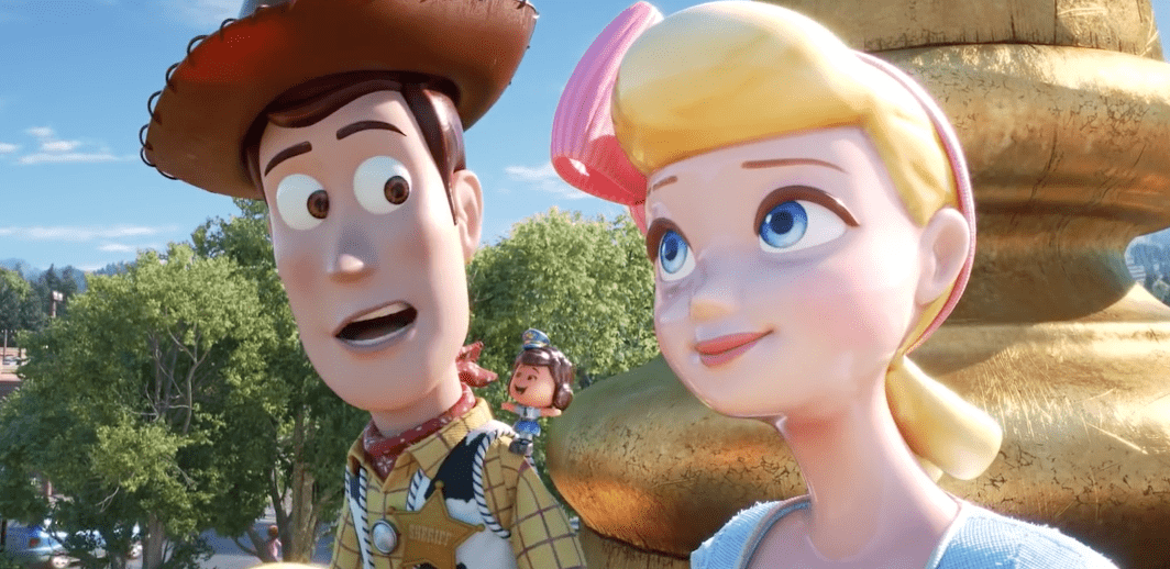 Toy Story 4 Trailer, Giggle McDimples